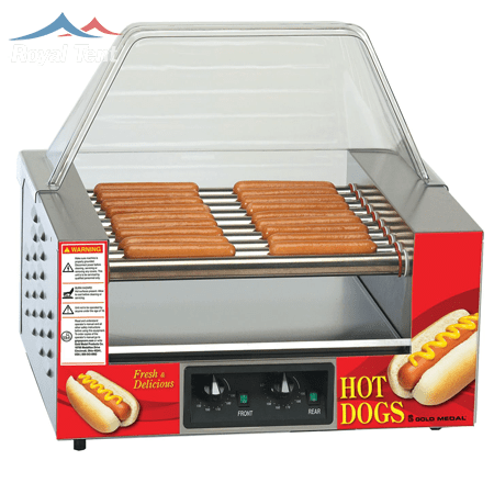 5x Rolling Hot Dog Machine