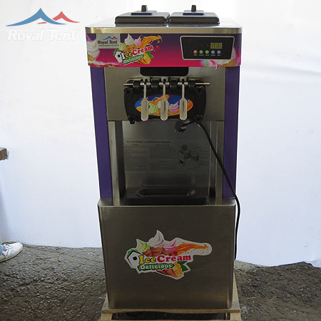 Floor Standing Ice Cream Machine