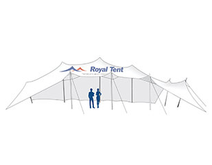 stretch stretch tents for sale