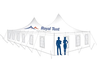 classic stretch tents for sale
