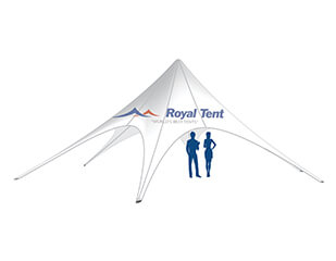 star stretch tents for sale