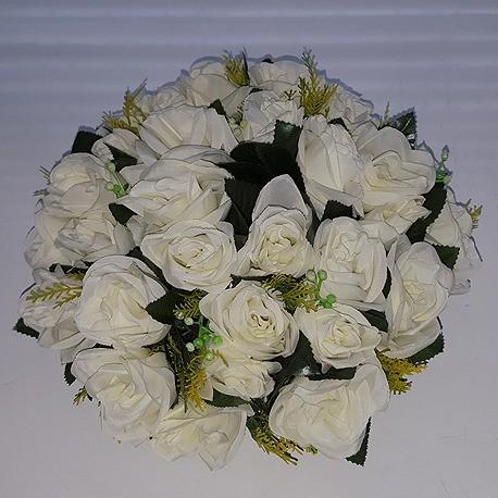 Royal Vase & Flower Decor
