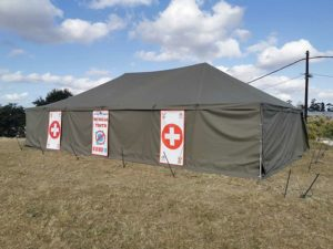 medical tents for sale