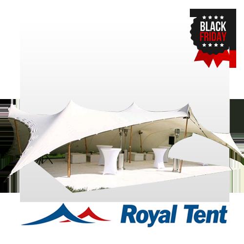 Stretch Tents 5x10m