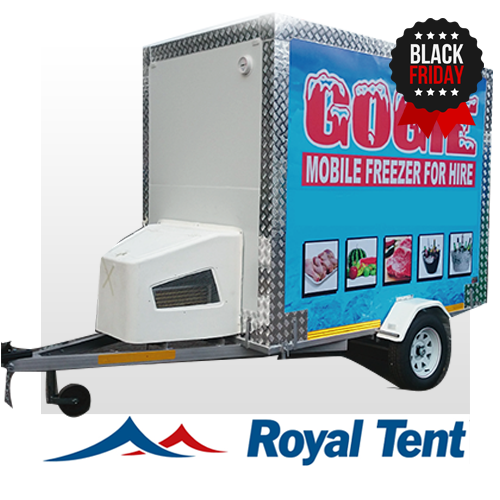 Mobile Freezer LARGE