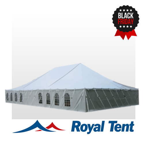 Peg & Pole Tents 9x15m