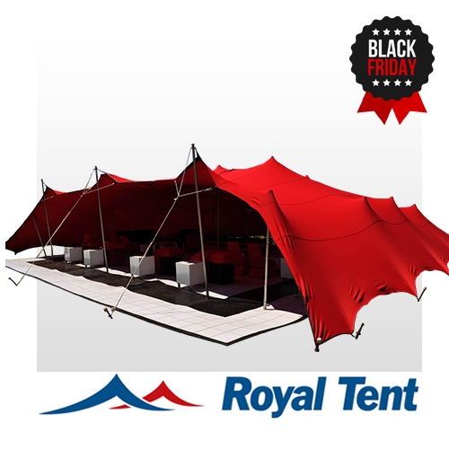 Stretch Tents 9x15m